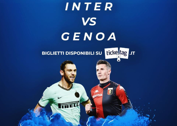 inter genoa ticketag