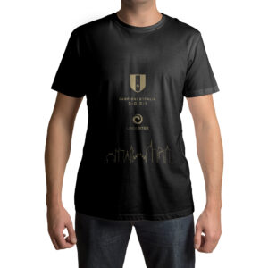 T-shirt celebrativa inter scudetto 19 Maschile